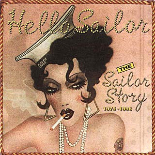 HELLO SAILOR-THE SAILOR STORY 1975-1996 SIGNED 2CD VG
