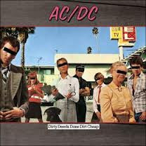 AC/DC-DIRTY DEEDS DONE DIRT CHEAP LP *NEW*