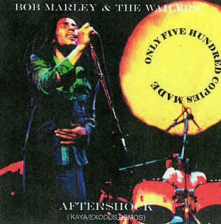 MARLEY BOB AND THE WAILERS-AFTERSHOCK CD *NEW*