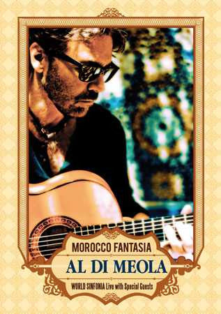 DI MEOLA AL-WORLD FANTASIA DVD *NEW*