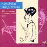 LINDSAY ALEX STRING ORCHESTRA-50TH ANNIVERSARY COMMEMORATIVE ISSUE CD VG