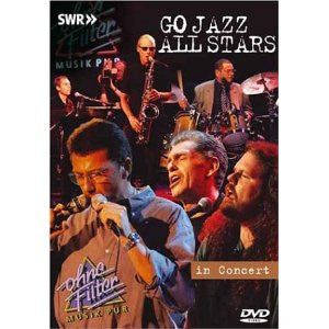 GO JAZZ ALL STARS-IN CONCERT DVD *NEW*