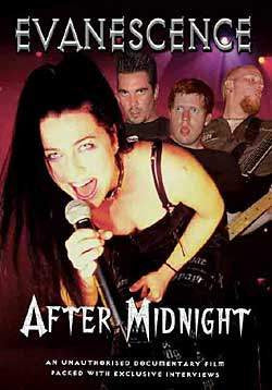 EVANESCENCE-AFTER MIDNIGHT DVD *NEW*