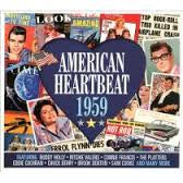 AMERICAN HEARTBEAT 1959-VARIOUS ARTISTS 2CD *NEW*