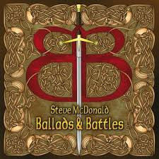 MCDONALD STEVE-BALLADS AND BALLADS *NEW*