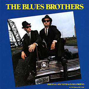 BLUES BROTHERS THE-MUSIC FROM THE SOUNDTRACK CD *NEW*