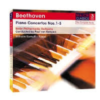 BEETHOVEN PIANO CONCERTOS NOS 1 TO 5 *NEW*