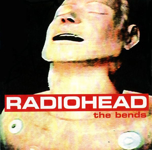 RADIOHEAD-THE BENDS CD VG