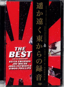 BEST THE-LIVE IN YOKOHAMA DVD *NEW*
