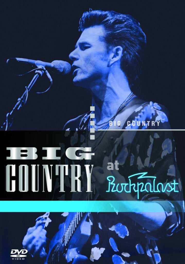 BIG COUNTRY AT ROCKPALAST DVD ZONE 2 *NEW*