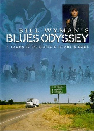 WYMAN BILL-BLUES ODYSSEY ZONE 2 DVD VG
