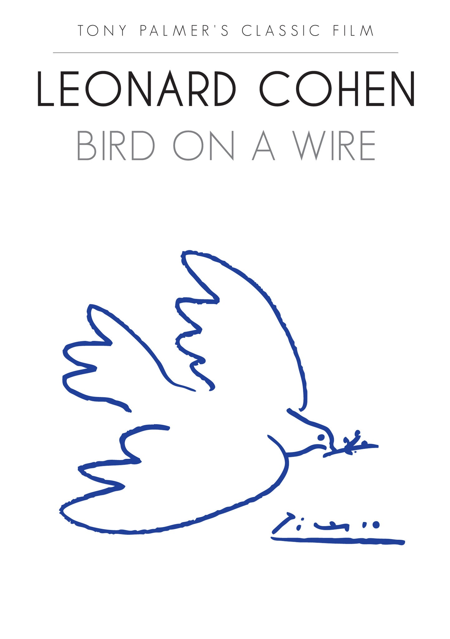 COHEN LEONARD-BIRD ON A WIRE DVD *NEW*