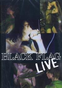 BLACK FLAG-LIVE DVD *NEW*