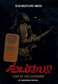 MARLEY BOB AND THE WAILERS-EXODUS LIVE AT THE RAINBOW DVD *NEW*