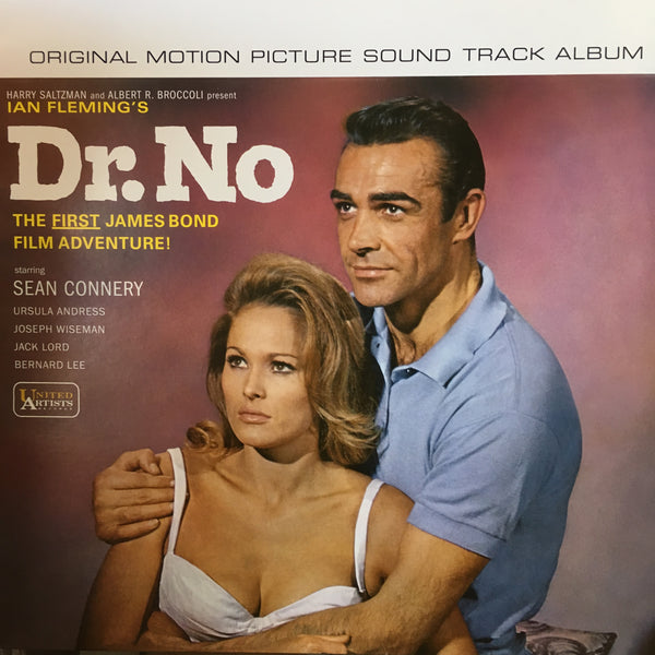 DR. NO-OST LP VG COVER VG+