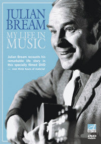 BREAM JULIAN-MY LIFE IN MUSIC DVD *NEW*