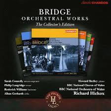 BRIDGE FRANK-ORCHESTRAL WORKS 6CDS COLLECTORS *NEW*