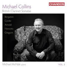BRITISH CLARINET SONATAS-VOL 2 *NEW*