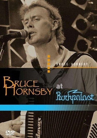 HORNSBY BRUCE AT ROCKPALAST DVD ZONE 2 *NEW*