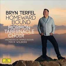 TERFEL BRYN-HOMEWARD BOUND *NEW*
