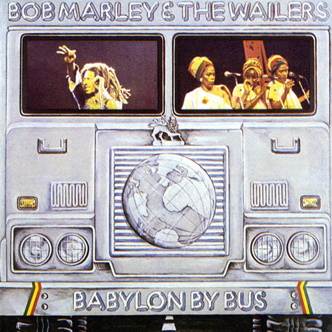 MARLEY BOB AND THE WAILERS-BABYLON BY BUS *NEW*