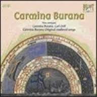ORFF-CARMINA BURANA PLUS ORIGINAL MEDIEVAL SONGS 2CD *NEW*