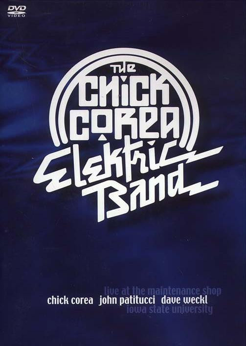 COREA CHICK-ELEKTRIC BAND LIVE AT IOWA STATE UNIVERSITY DVD *NEW*