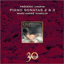 CHOPIN-PIANO SONATAS 2 AND 3 HAMELIN *NEW*