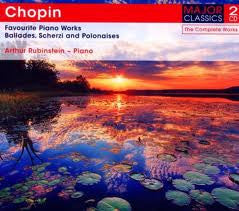 CHOPIN-BALLADES CHERZI AND POLONAISES 2CDS *NEW*