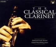 CLASSICAL CLARINET THE-HENK DE GRAAF *NEW*