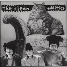 CLEAN THE-ODDITTIES 2LP *NEW*