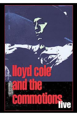 COLE LLOYD AND THE COMMOTIONS-LIVE DVD *NEW*