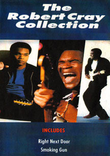 CRAY ROBERT BAND-THE ROBERT CRAY COLLECTION DVD *NEW*