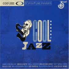 COOL JAZZ 57 SMOOTH STANDARDS-VARIOUS 2ND HAND 3CD VG