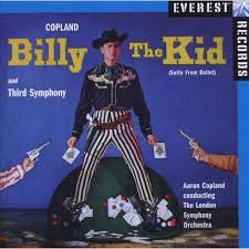 COPLAND AARON-BILLY THE KID AND THIRD SYMPH *NEW*