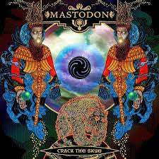 MASTODON-CRACK THE SKYE CD DVD VG