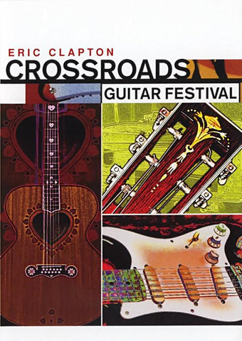 CLAPTON ERIC-CROSSROADS 2DVDS *NEW*