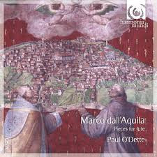 DALL AQUILA MARCO-PIECES FOR LUTE PAUL ODETTE *NEW*