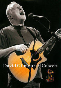 GILMOUR DAVID-IN CONCERT DVD *NEW*