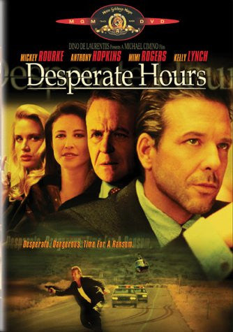 DESPERATE HOURS DVD G