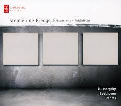DE PLEDGE-PICTURES AT AN EXHIBITION MUSSORGSKY *NEW*