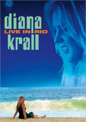 KRALL DIANA-LIVE IN RIO DVD *NEW*