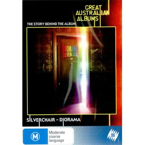 SILVERCHAIR-DIORAMA THE STORY BEHIND THE ALBUM DVD *NEW*