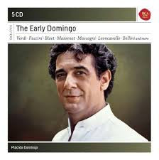 DOMINGO PLACIDO-THE EARLY DOMINGO 5CD *NEW*