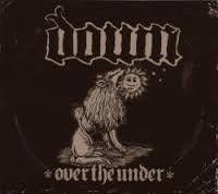 DOWN-OVER THE UNDER CD *NEW*