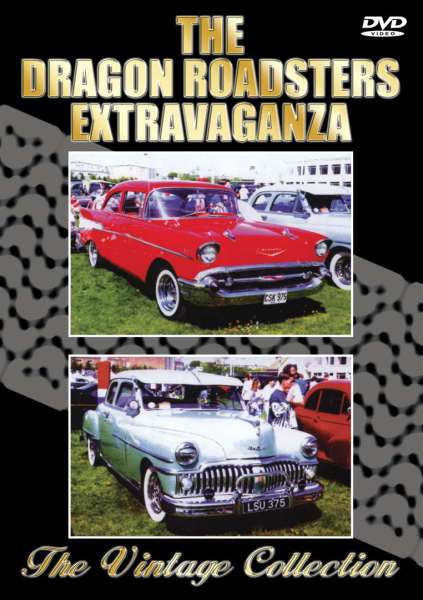 DRAGON ROADSTERS EXTRAVAGANZA THE-DVD VG