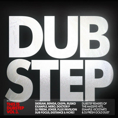 THIS IS DUBSTEP 2012 2CDS *NEW*