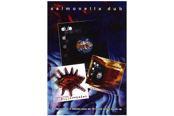 SALMONELLA DUB DVD *NEW*