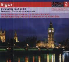 ELGAR-SYMPHONIES AND POMP AND CIRCUMSTANCE 2CDS *NEW*
