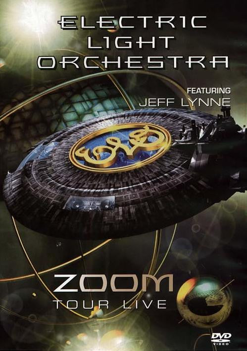 ELECTRIC LIGHT ORCHESTRA-ZOOM TOUR LIVE DVD *NEW*